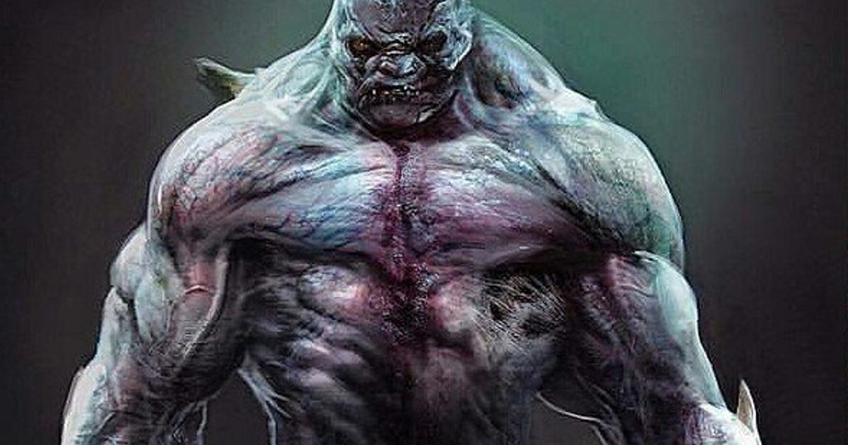 Batman Vs Superman New Doomsday Concept Art Cosmic Book News