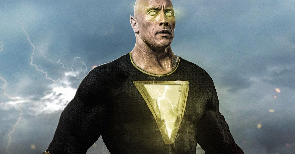 Black Adam Unleashes Hell Says Producer And Dwayne Johnson