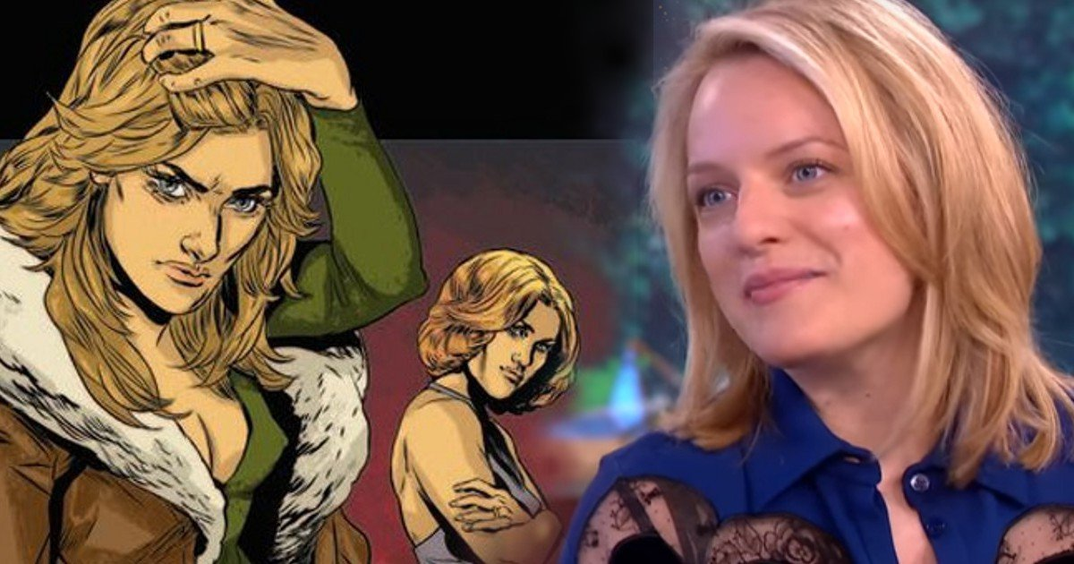 "Elisabeth Moss Joins DC Vertigo Movie ""The Kitchen"""
