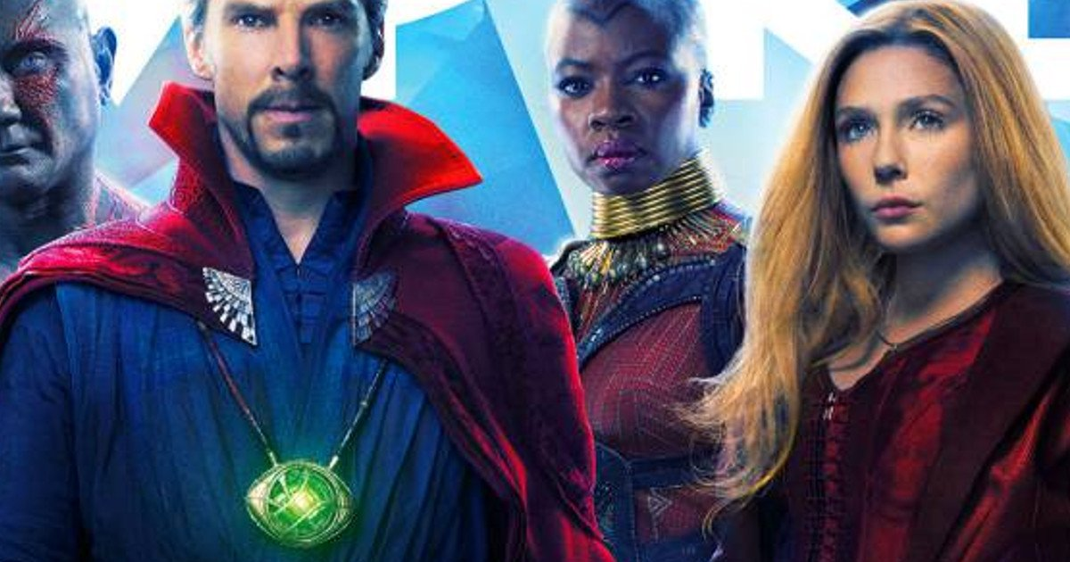 Elizabeth Olsen Not A Fan Of Avengers: Infinity War Magazine Cover