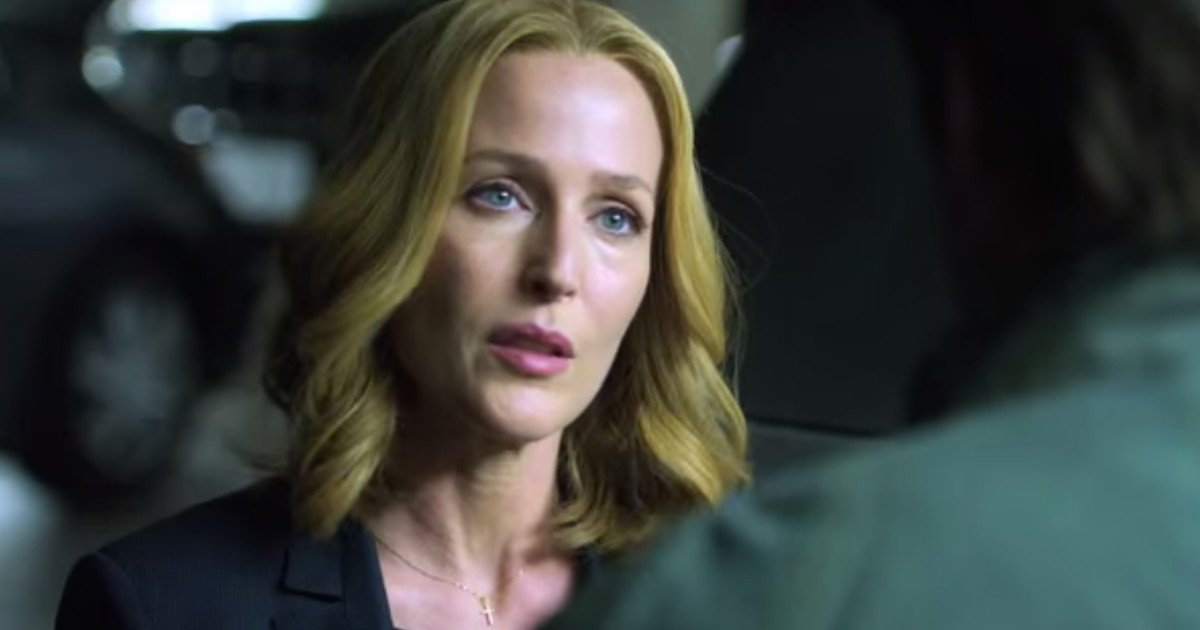 Gillian Anderson Confirms She's Done With X-Files