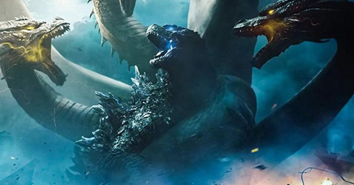 Godzilla Director Reveals How Ghidorah Got Trapped In Ice