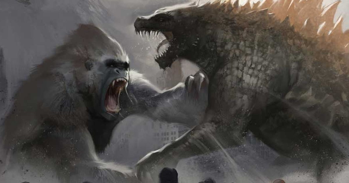 Godzilla Vs Kong Final Battle Spoilers Leak Online Cosmic Book News 2 endings have been filmed & if. godzilla vs kong final battle spoilers