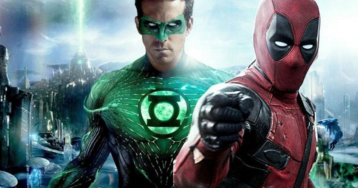 Ryan Reynolds Makes Fun Of Green Lantern On Instagram