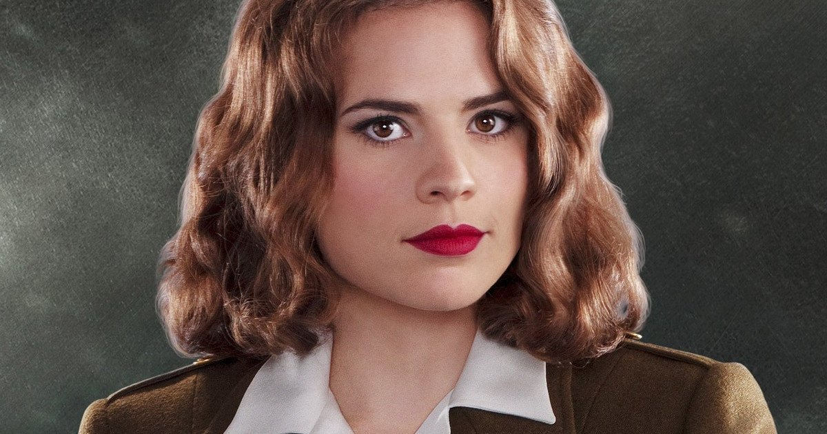 Hayley Atwell in Georgia For Avengers 4?