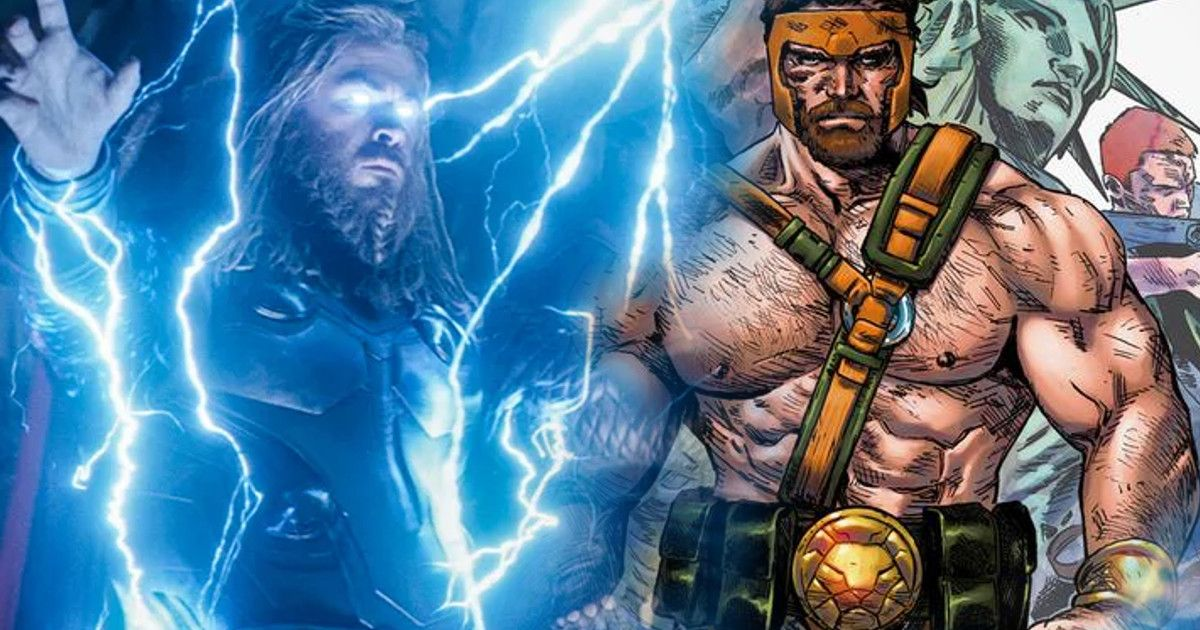 Hercules Rumored For Thor Love And Thunder Cosmic Book News