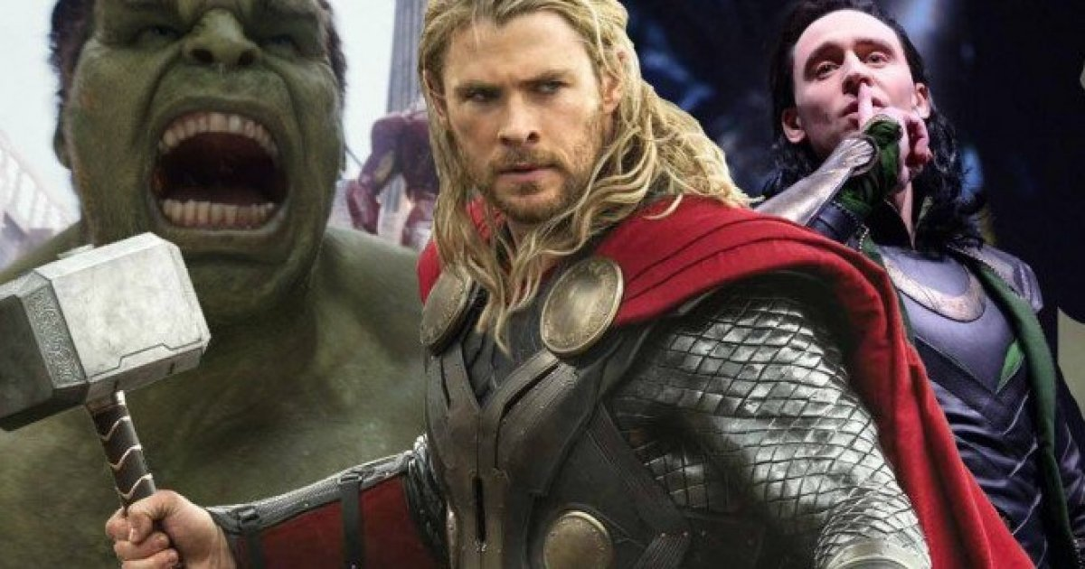 Hulk Confirmed For Avengers: Infinity Wars; Loki For Thor 3