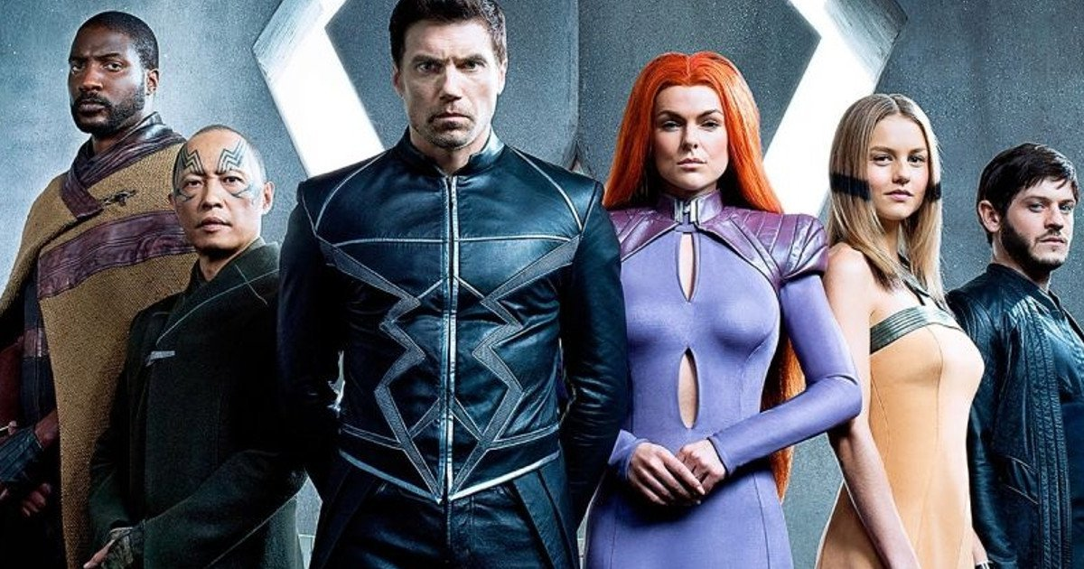 Inhumans Looks To Be Cancelled