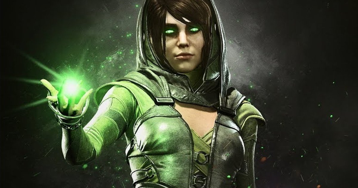 Injustice 2 Enchantress Trailer