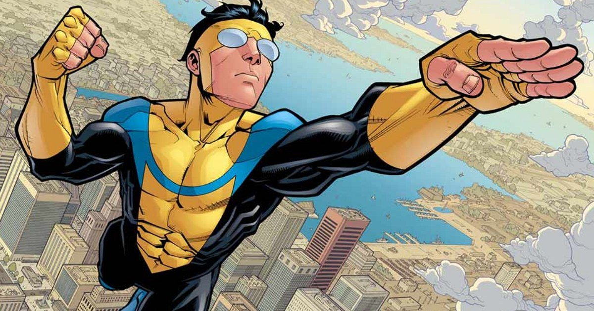 Invincible Movie In The Works At Universal Studios
