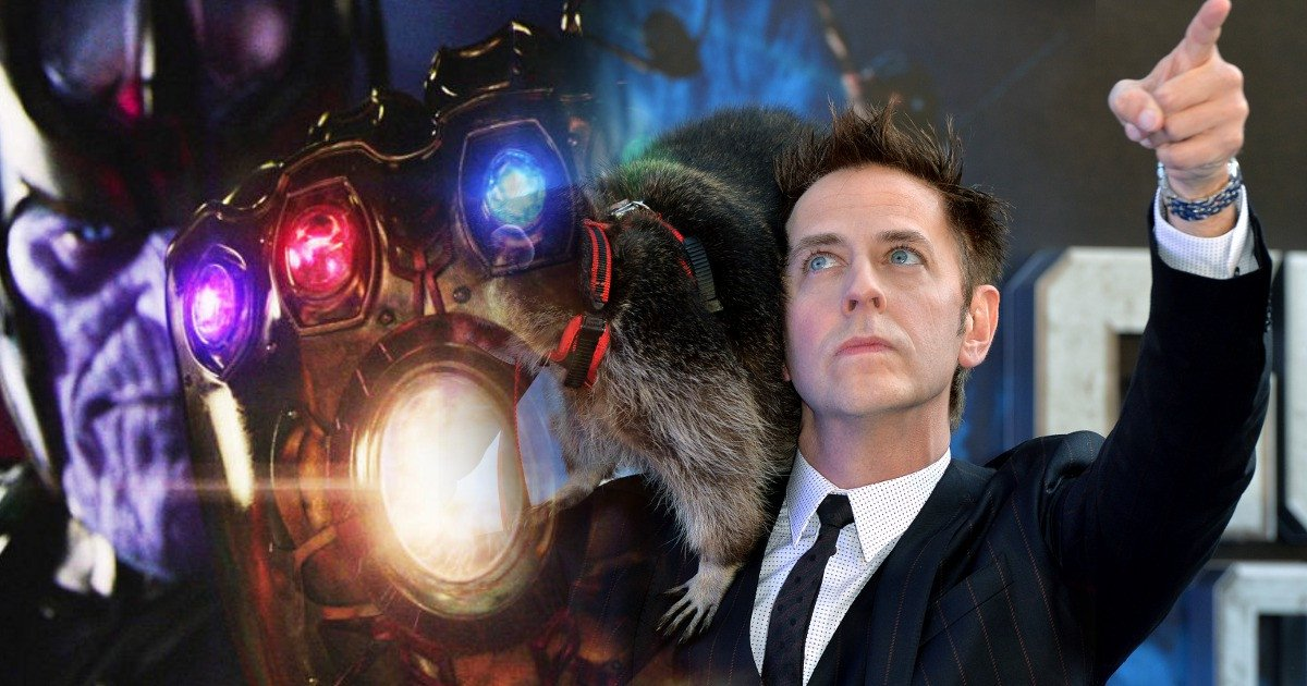 James Gunn Reacts To The Avengers: Infinity War