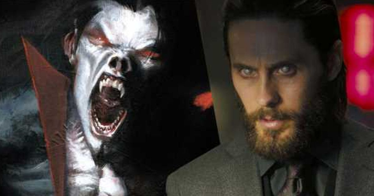 Image result for jared leto morbius
