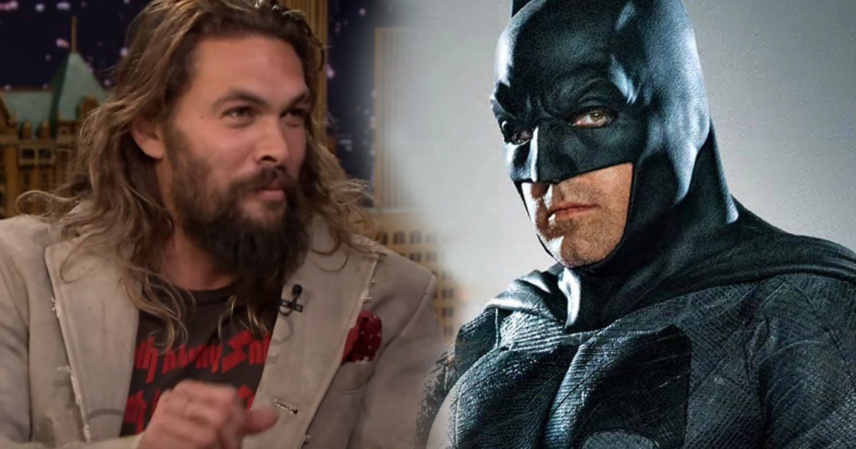 Jason Momoa Thought He Was Going To Play A Batman Villain At First (Video)