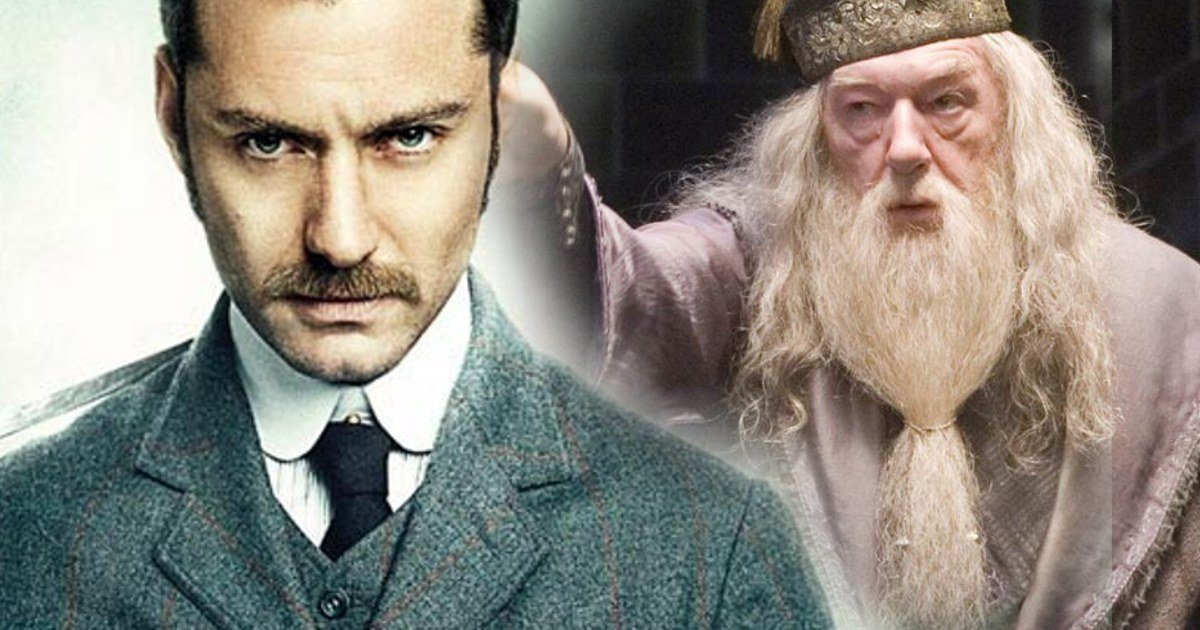Jude Law Cast As Young Dumbledore In Fantastic Beasts Sequels