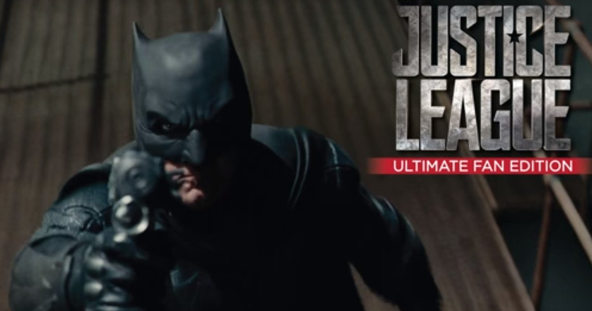 Fan Creates Justice League Ultimate Cut
