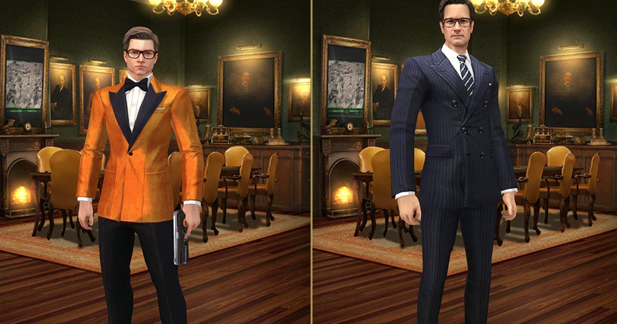 Kingsman: The Golden Circle Gets A Mobile Game