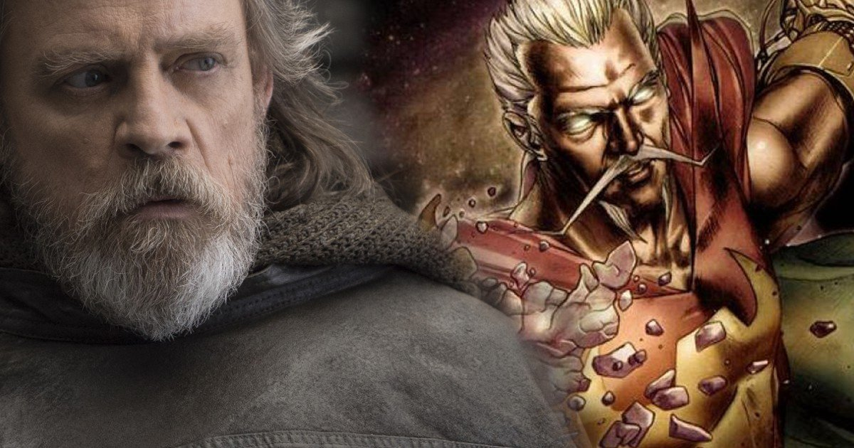 Mark Hamill Wants In On Guardians of the Galaxy 3; James Gunn Shows Interest