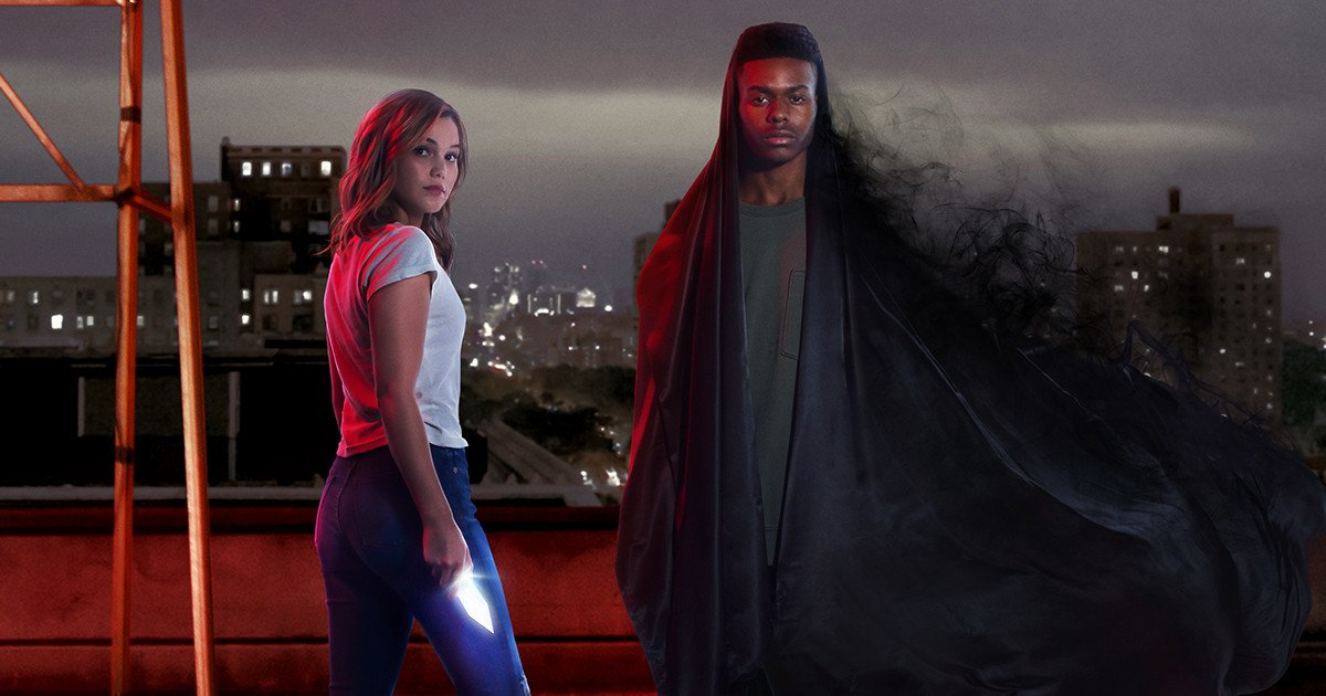 Marvel's Cloak & Dagger Trailer & Poster