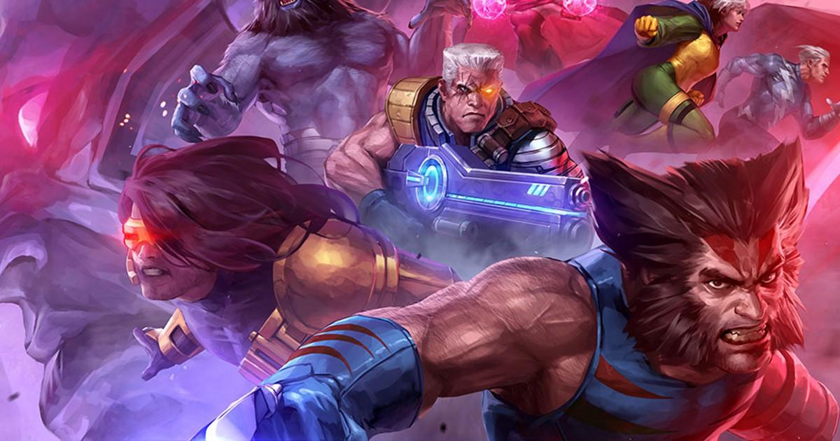 X-Men: Age of Apocalypse Comes To Marvel Future Fight