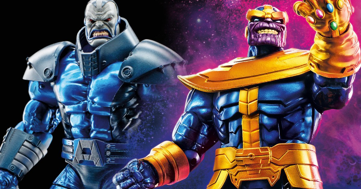 Marvel Legends Revealed At HASCON: Apocalypse, Thanos, More