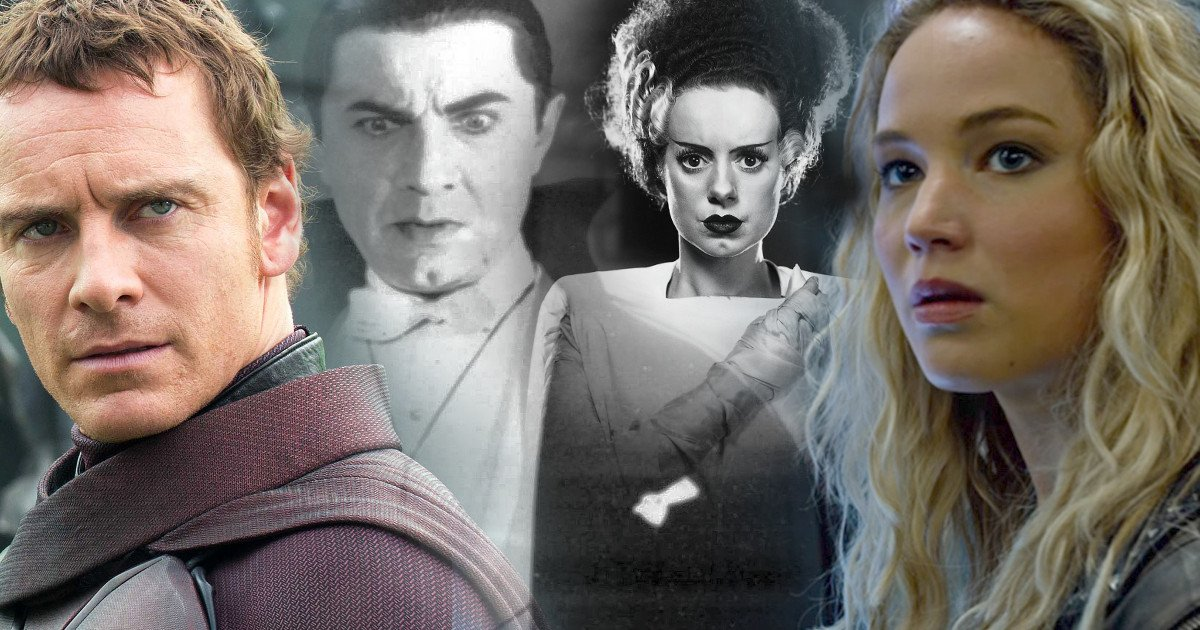 Michael Fassbender & Jennifer Lawrence Wanted For Dark Universe