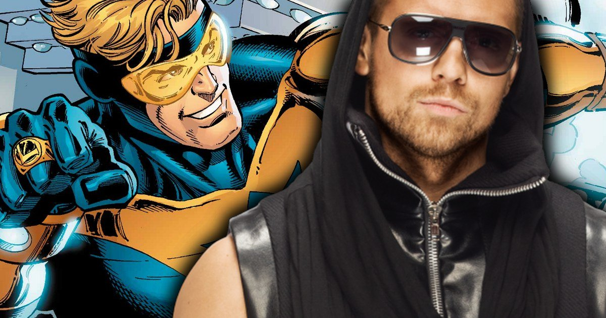 WWE's The Miz Wants To Play Booster Gold