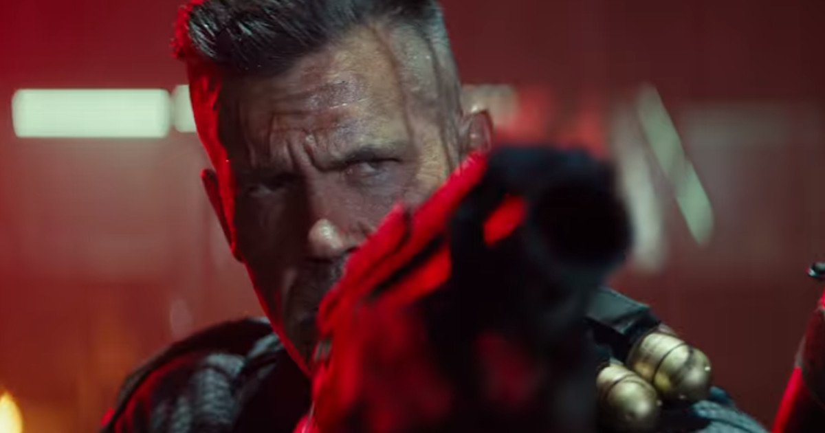 Watch: New Deadpool 2 Trailer