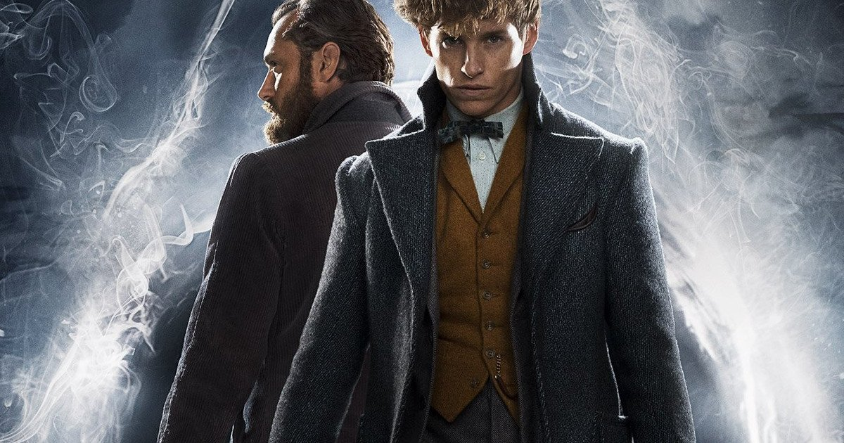 Fantastic Beasts: The Crimes of Grindelwald Gets New Poster
