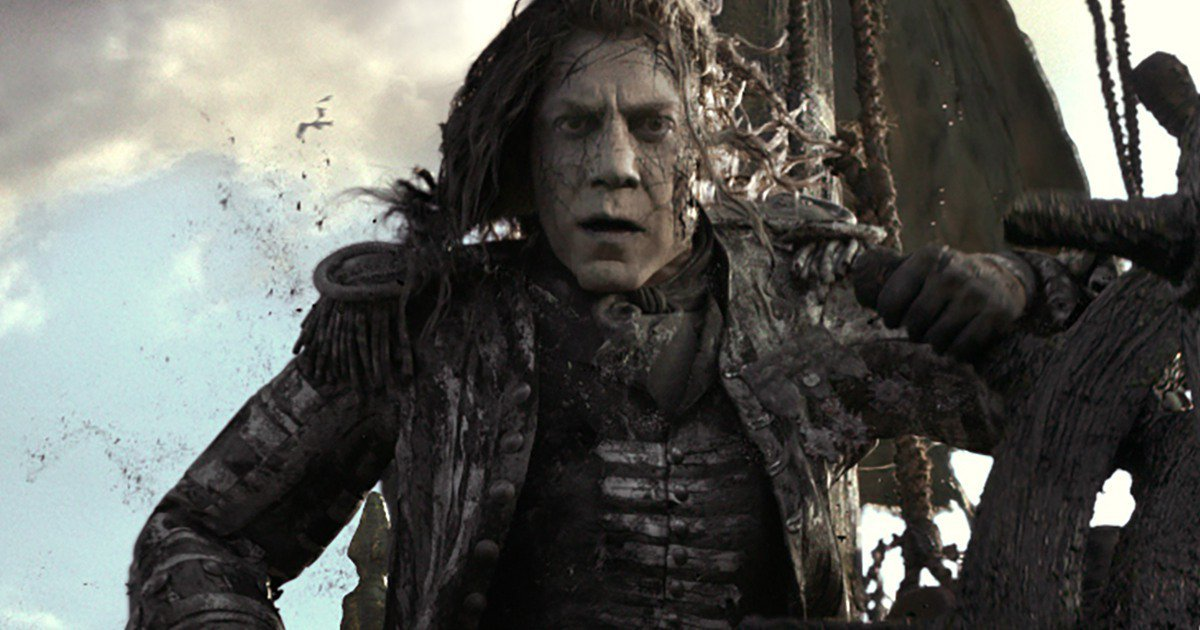 Javier Bardem Pirates of the Caribbean: Dead Men Tell No Tales High-Res Image