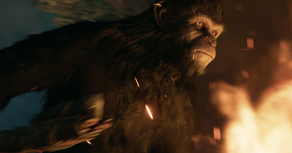 Planet of the Apes: Last Frontier Video Game Announced