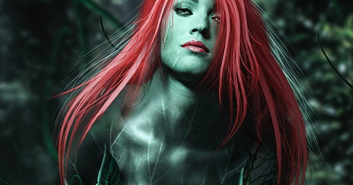 Megan Fox Poison Ivy Fan Art