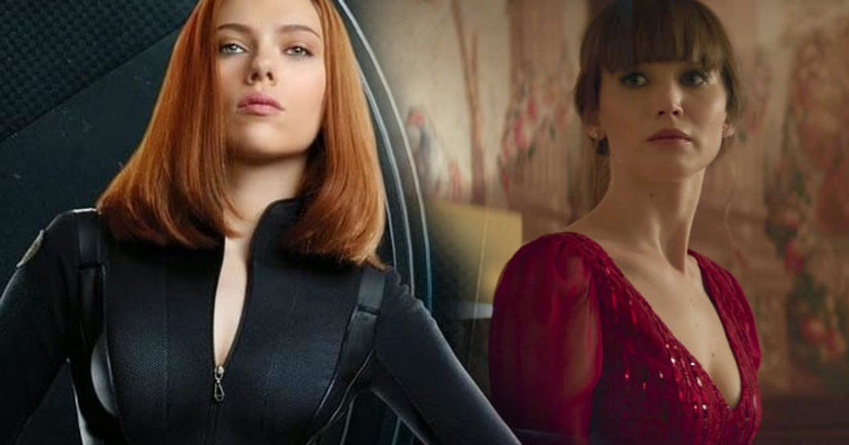 Red Sparrow Director Reacts To Black Widow Comparisons