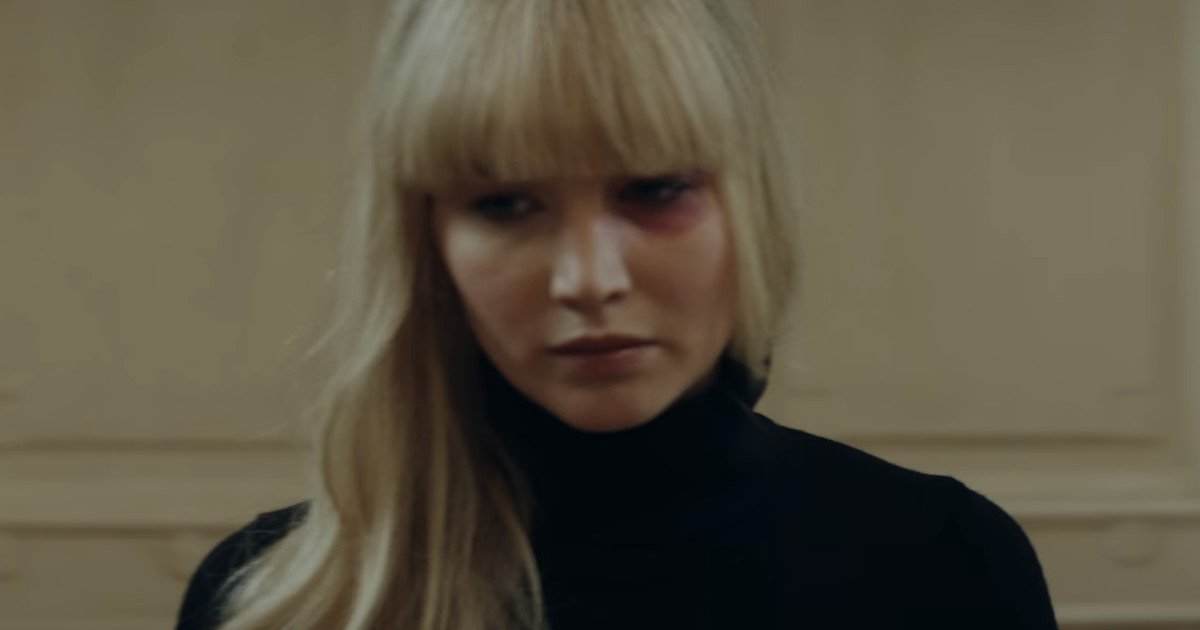 Red Sparrow Super Bowl Spot Starring Jennifer Lawrence