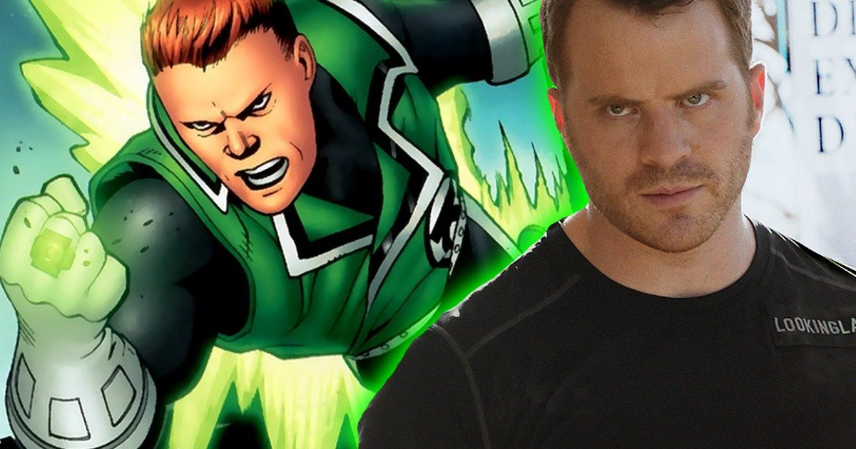 Robert Kazinsky Wants To Play Green Lantern Guy Gardner