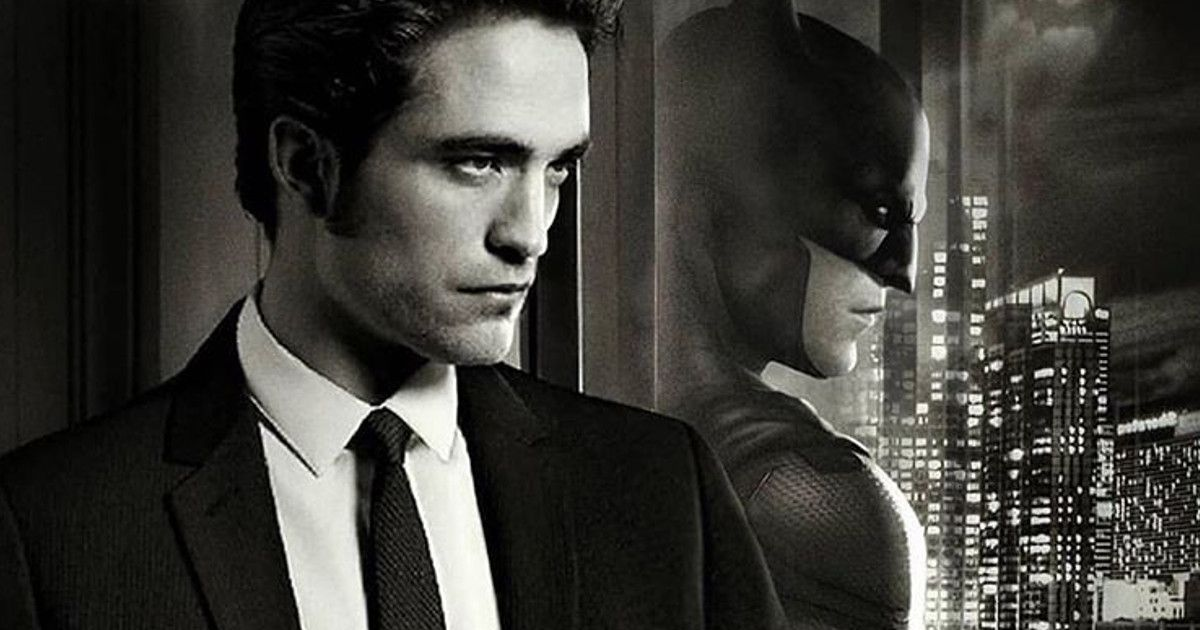 Robert Pattinson To play the New Batman In the movie