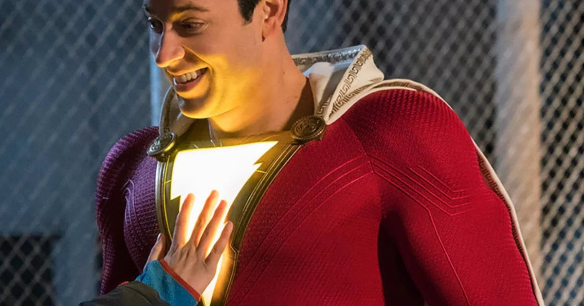 Shazam! Director Says VFX Not Finished | Cosmic Book News