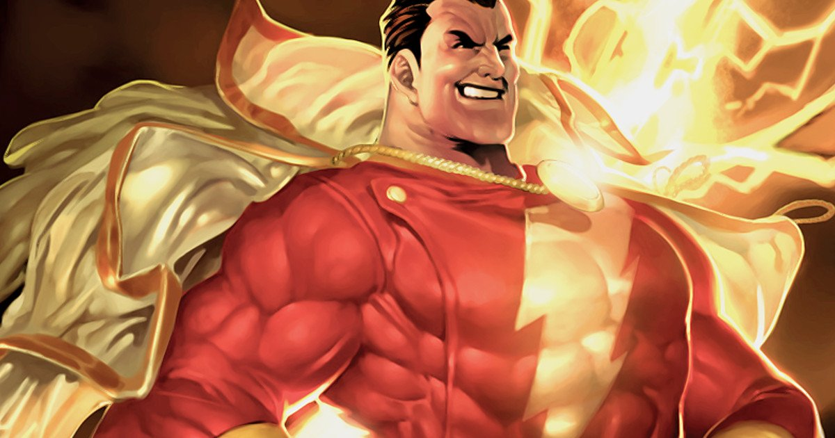 Shazam Has A Script & Films Next For The DCEU Says David F. Sandberg (Video)