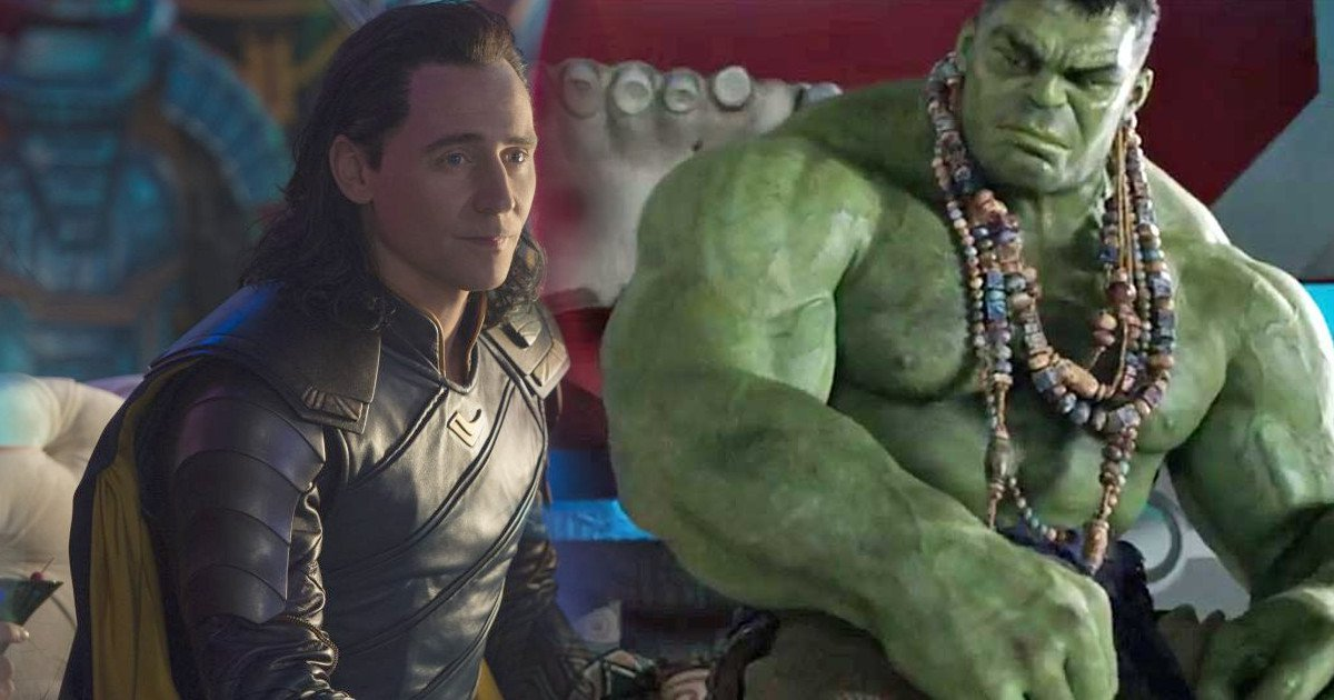 Tom Hiddleston Doesn't Want To Spoil Loki and Hulk For Thor: Ragnarok