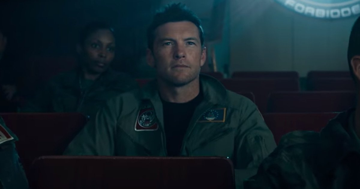 """The Titan"" Netflix Trailer; Stars Sam Worthington"
