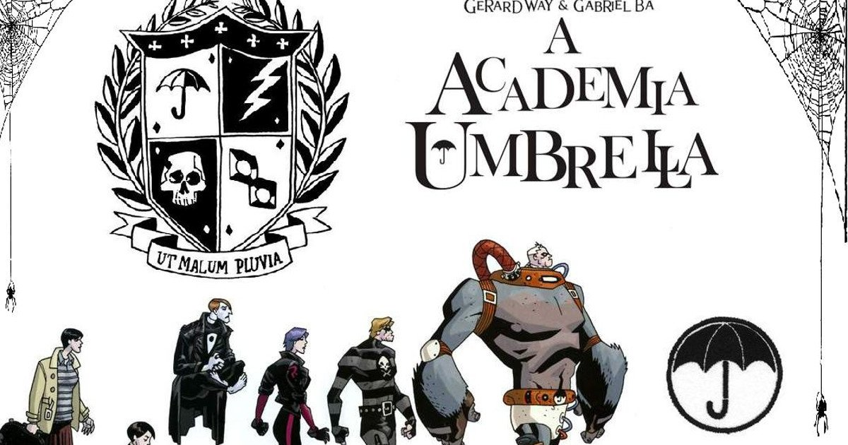 Dark Horse's The Umbrella Academy Comes To Netflix As Live-Action Series