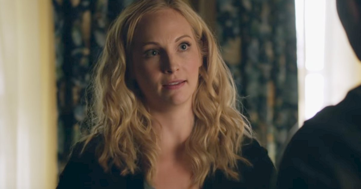 "The Vampire Diaries ""Detoured on Some Random Backwoods Path to Hell"" Clip"