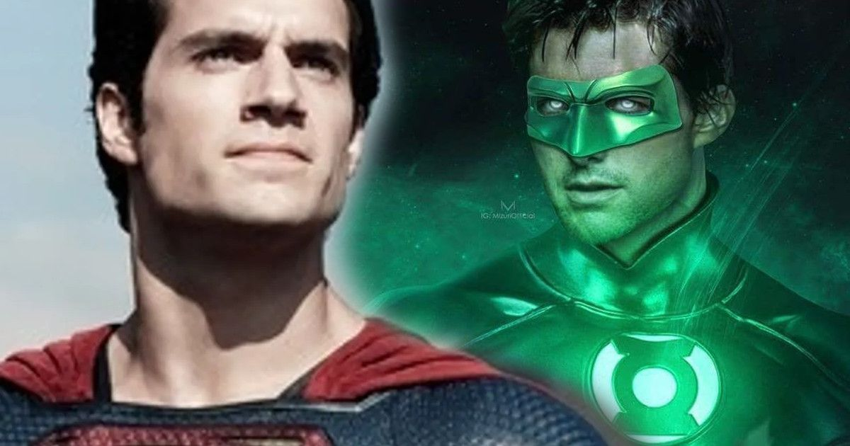 WB Passes On Man of Steel 2, Green Lantern By Henry Cavill and ...