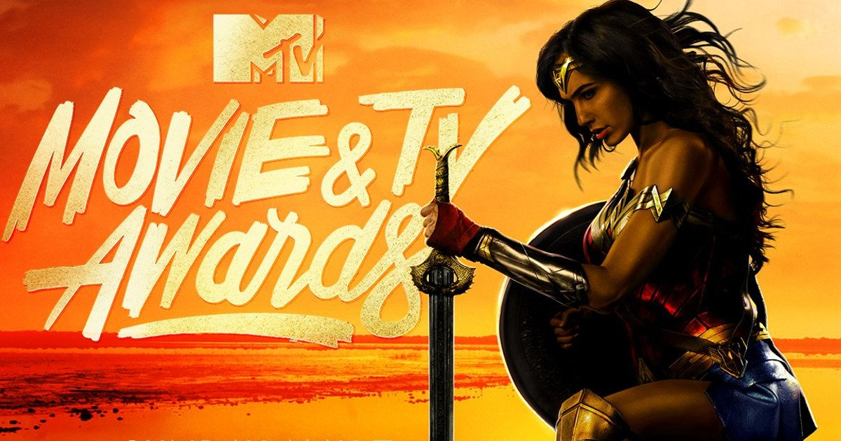 Wonder Woman Trailer Coming To MTV Movie Awards?