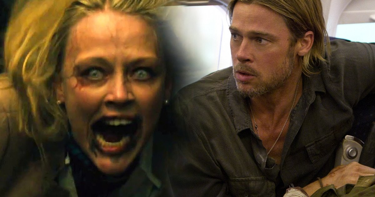 World War Z 2 Is A Go With David Fincher & Brad Pitt