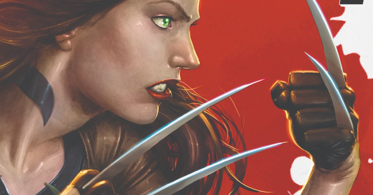 Marvel Comics Announces Return of X-23