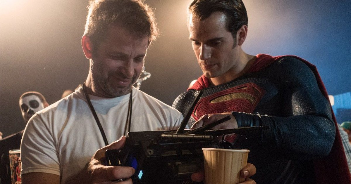 Zack Snyder No Longer Involved With Justice League