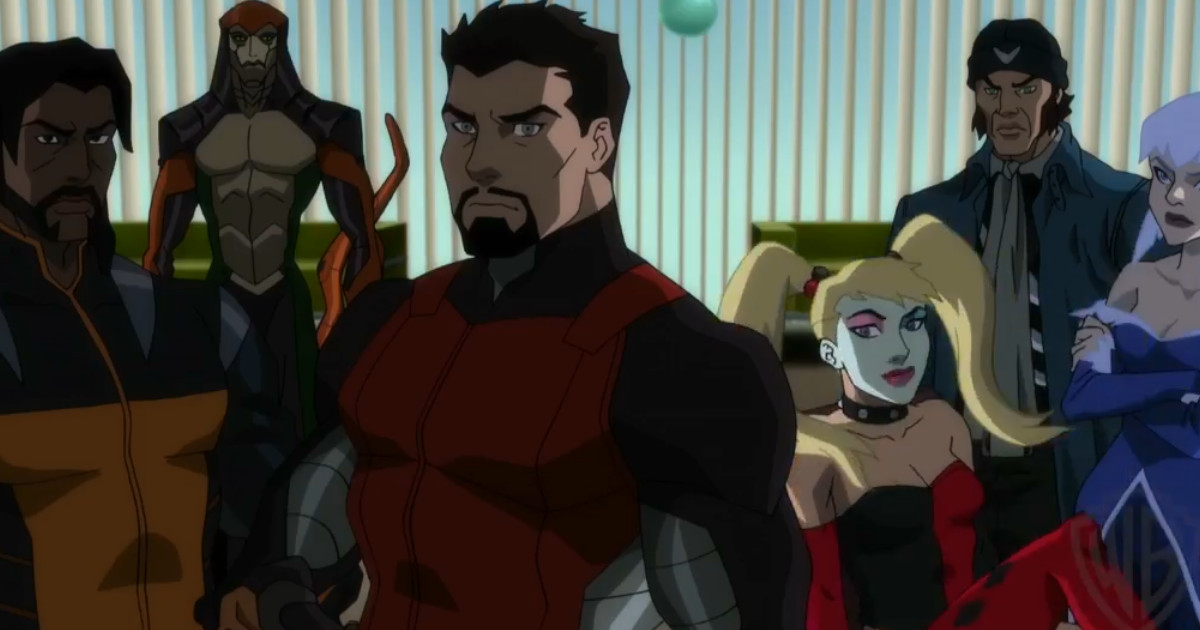 New Suicide Squad: Hell To Pay Featurette Clip