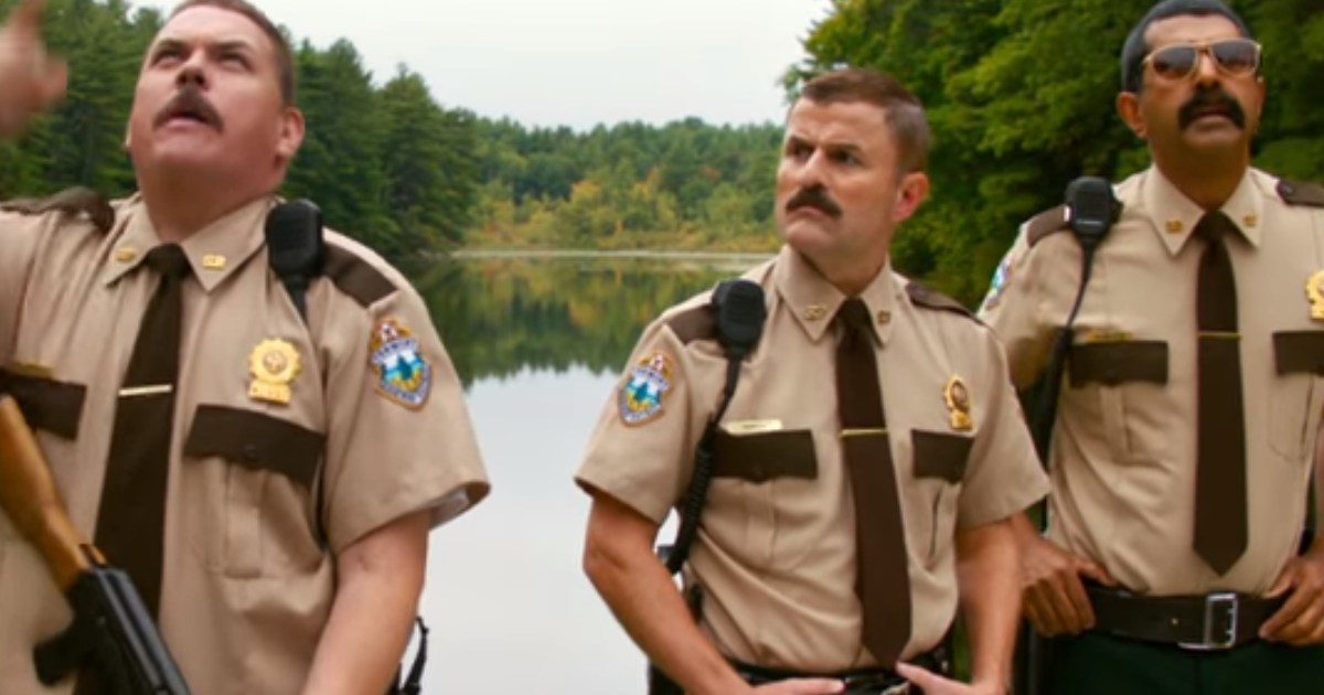 Super Troopers 2 Red-Band Trailer