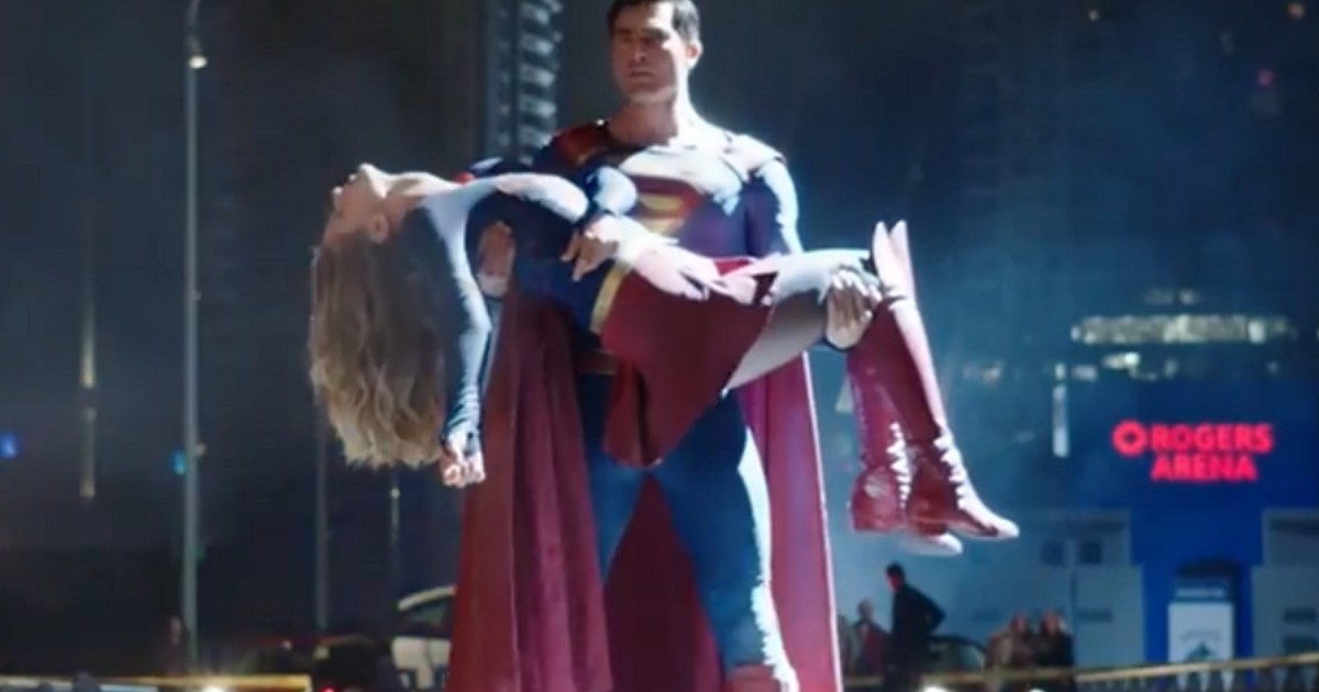 "Watch a new Season 2 promo for Supergirl with ""Hero In You."" Fans of ..."