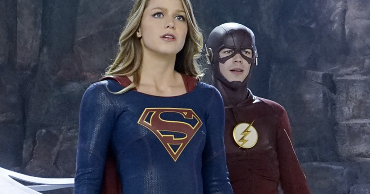 Watch: Start of Invasion on Supergirl | Cosmic Book News